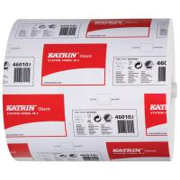 Katrin classic system m2 2 ply towel roll white
