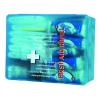First aid kit refill 10 person food hygiene