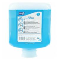 Deb stoko refresh azure foam gentle foam hand wash cartridge 1l