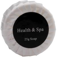 Health spa tissue pleated soap 25g