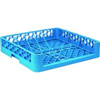 Carlisle blue polypropylene baking tray sheet rack 50x50x10cm