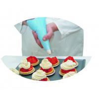 21 blue disposable piping bag