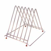 Genware cutting board rack