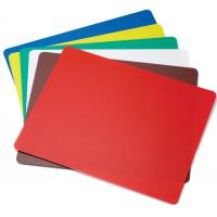 Flexible cutting mats set of 6 assorted colours