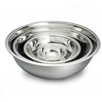Stainless steel mixing bowl 3 9l