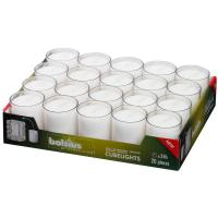 Bolsius relight candle clear