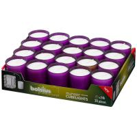 Bolsius relight candle purple