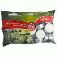 Bolsius maxi light tealights professional 10 hour burn