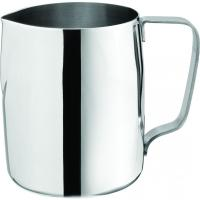 Stainless steel milk frothing jug 14oz 41cl