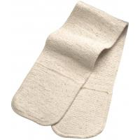 Cotton catering single pocket oven glove